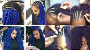 Types Of Braiding Hair Extensions by 10 Gorgeous Braids Styles Every Lady Must Try