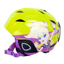 kids helmet vision polly pocket insportline