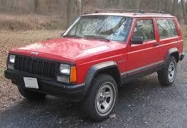 jeep cherokee xj tractor u0026 construction plant wiki fandom