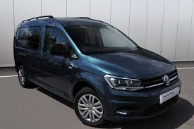 used volkswagen caddy vans for sale motors co uk