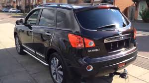 nissan qashqai n tec dci black 2009 youtube