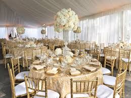 table overlays for wedding reception for a gorgeous gilded wedding use luxurious textured table linen in