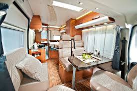 motor home interiors motorhome hire for your cing trip freeline motorhomes