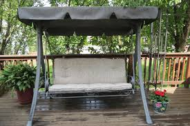 Lowes Patio Furniture Replacement Cushions - furnitures lowes patio furniture porch swing cushions amazon