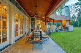 grilling porch 4500 sq ft rustic house plan 1277 sunset ridge