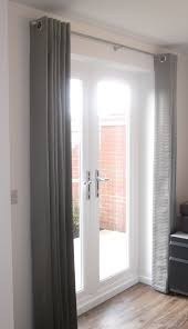 Patio Door Curtains Sliding Door And Curtains Pinteres