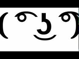 Lenny Face Meme - ʖ lenny face face and memes