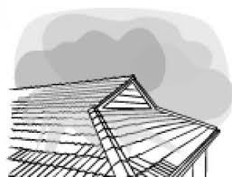 Flat Concrete Roof Tile Roof Shingles Build