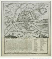 siege montauban le plan de la ville de montauban avec un brief discours de tout ce