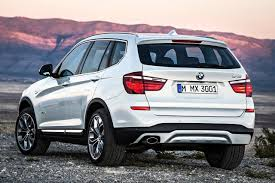 bmw types of cars 2016 bmw x3 suv pricing for sale edmunds