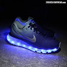 led light up sneakers light up shoes for adults custom nikes