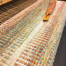 Rug Weaving Looms 416 Best Woven Rugs Patterns And Instruction Images On Pinterest