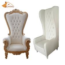 red and gold king and queen throne chair red and gold king and