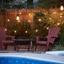 Backyard Monorail Buy Modern Outdoor Lighting At Ylighting Com
