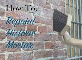 Efflorescence On Basement Walls How To Repoint Historic Mortar The Craftsman Blog