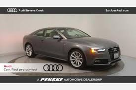 audi a5 coupe used used 2015 audi a5 coupe pricing for sale edmunds
