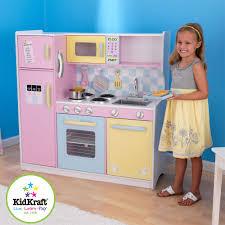 Kidkraft Kitchens Kidkraft Large Pastel Kitchen From U20ac220 00 Toy Shop Jellybean
