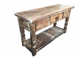 Upcycled Console Table Upcycled Repurposed U0026 Reclaimed Wood Iron Décor U2013 Tagged
