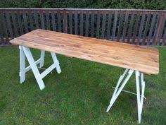 making a trestle table pittwater online news