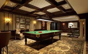 3d Billiard Room Cgtrader