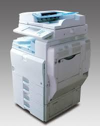 ex germany ricoh mp c4000 colour photocopier
