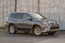 lexus luxury 2017 2017 lexus gx 460 pricing for sale edmunds