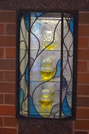 octagon stained glass window st raphael our stain glass windows