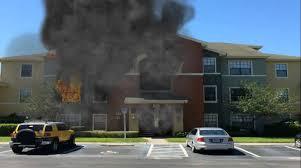 3 Story Building 3 Story Multi Family Residential Garden Apartment Fire Scenario