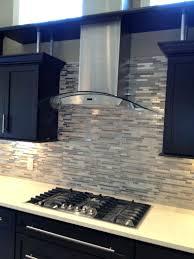 white kitchen backsplash tile tiles glass tile backsplash blue gray blue and white glass tile