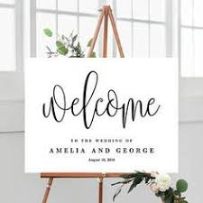 wedding welcome sign template welcome to our wedding sign template printable welcome sign
