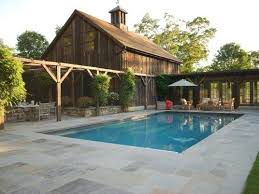 Backyard Pool House by Best 20 Country Pool Ideas On Pinterest Small Saltwater Tank