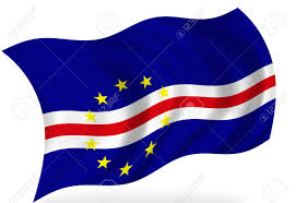 Usa Flag Cape Cape Verde Flag Isolated Stock Photo Picture And Royalty Free