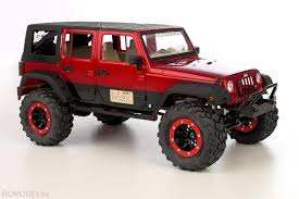 jeep jk rock crawler scale chassis chassis kit mex jeep jk arb 1 8 rcmodelex