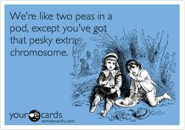 Two Peas In A Pod Meme - we re like two peas in a pod except you ve got that pesky extra