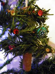 Homemade Christmas Tree by Two Simple Homemade Christmas Tree Decorations Bunny Kitchen