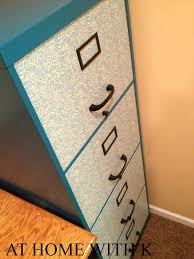 contact paper file cabinet at home with k diy file cabinet