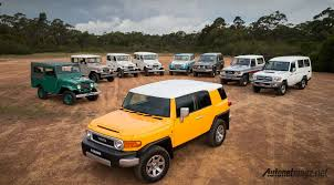 yellow toyota toyota fj cruiser yellow color autonetmagz