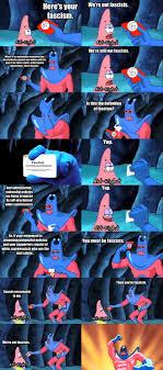 Spongebob Wallet Meme - we re not fascists rebrn com