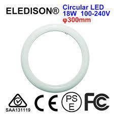 9 inch circular fluorescent light bulb circular tube led circle ring l 8 inch circular t9 led light