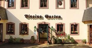 hotel blesius garten in trier germany