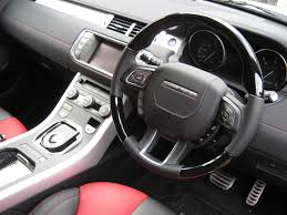 land rover steering wheel sports piano black steering wheel for range rover evoque dynamic
