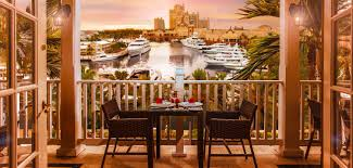 outdoor dining bahamas atlantis paradise island resort