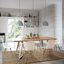 Modern Style Dining Chairs Dining Room The Most Download White Contemporary Sets Gen4congress