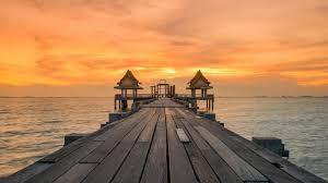 sunrise sunset orange boat nature sky sea landscapes yacht ocean