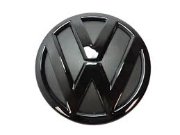 volkswagen logo black volkswagen jetta mk5 black grille emblem rear u2013 eurozone tuning