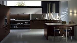 Office Kitchen Furniture by Sleek Modern Kitchen Looks Like A Posh Contemporary Office