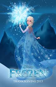 frozen elsa the snow coming this thanksgiving excited