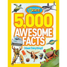 5 000 awesome facts 3 about everything national geographic store