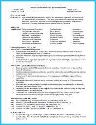 Electronics Technician Resume Samples by 279 Best Resume Examples Images On Pinterest Sample Resume