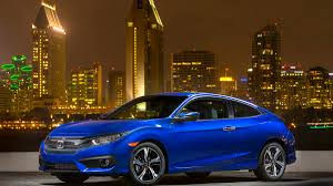 honda civic 2017 coupe 2017 honda civic coupe touring quick take with specs photos